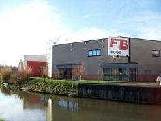 Opening Verkoopkantoor FB Hout 2000