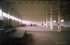 Oplevering fabriek FB Hout Litouwen - 2002