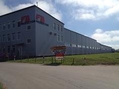 Renovatie bedrijfspand FB Hout Litouwen - 2012