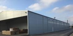 Uitbreiding productruimte FB Hout Litouwen - 2014