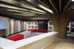 Oplevering nieuw kantoor, showroom én uitbreiding magazijn FB Hout Nederland - 2016