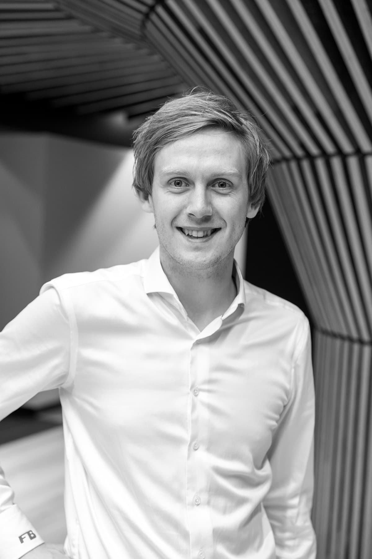 Arnt Piek - Marketing und Account Manager - FB Hout
