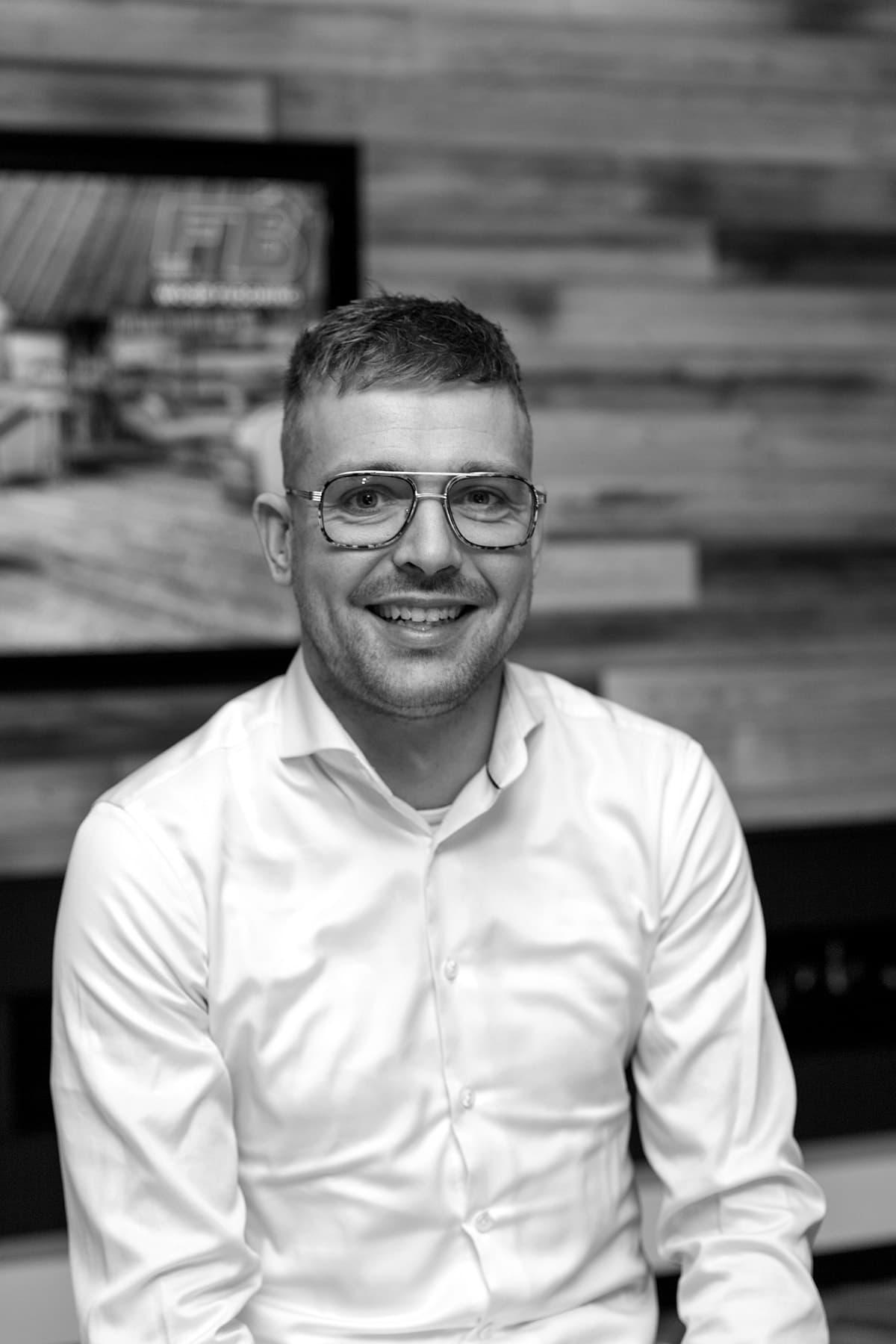 Joop De Boer - Account Manager - FB Hout