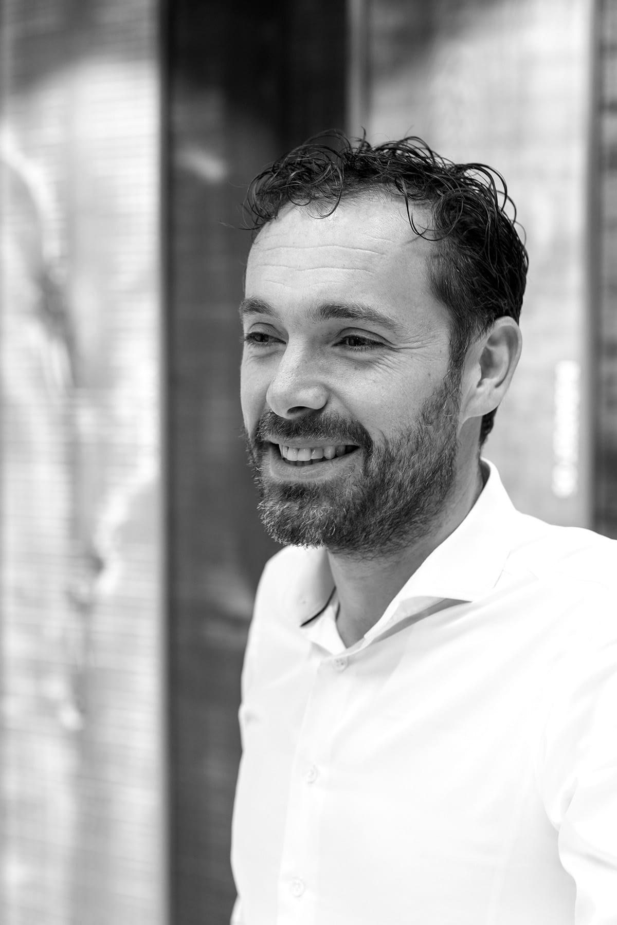 Sascha Wiegel - Account Manager - FB Hout
