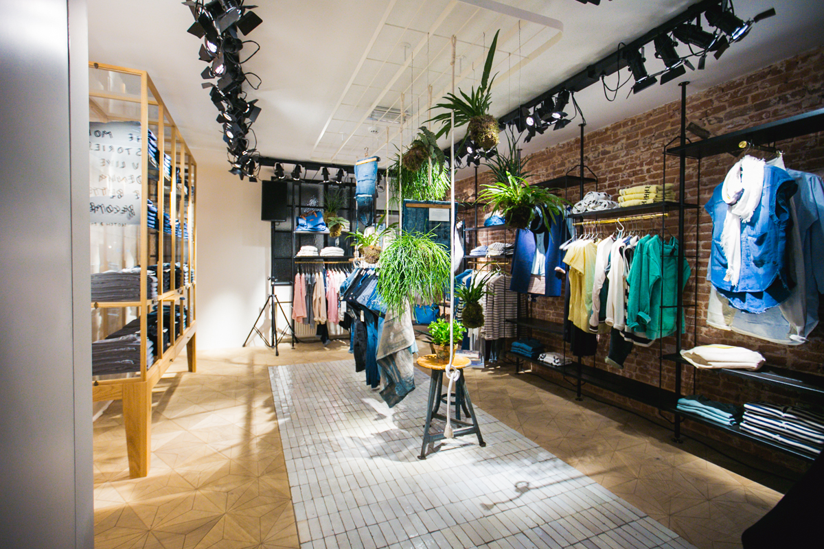 Retail Project - Nederland - FB Hout