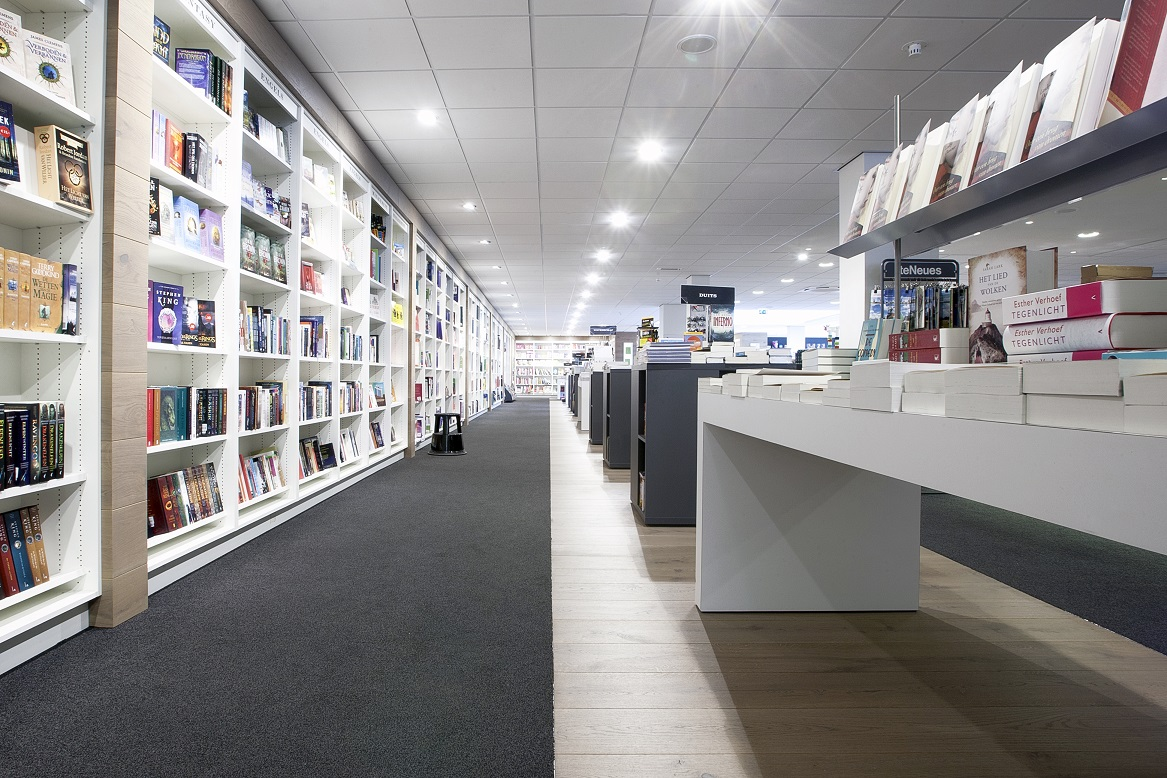 Retail Project - The Netherlands - FB Hout